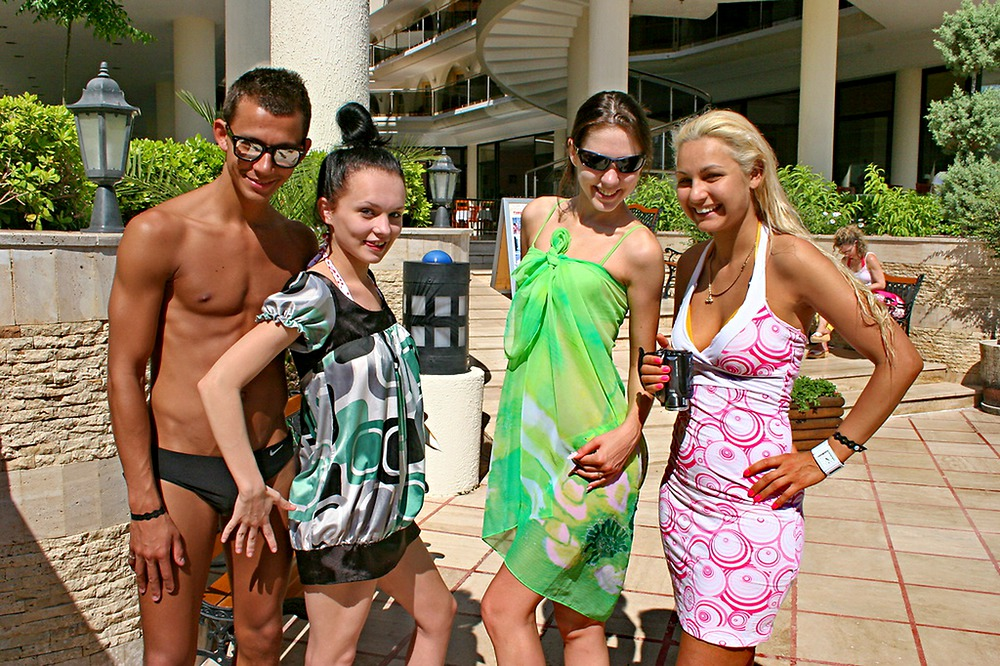 Sex vacation wild anal